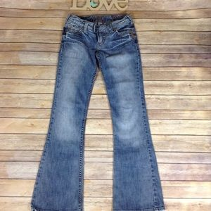 """Silver Jeans Canada Tuesday 20"""" 26x32.5 boot cut"""
